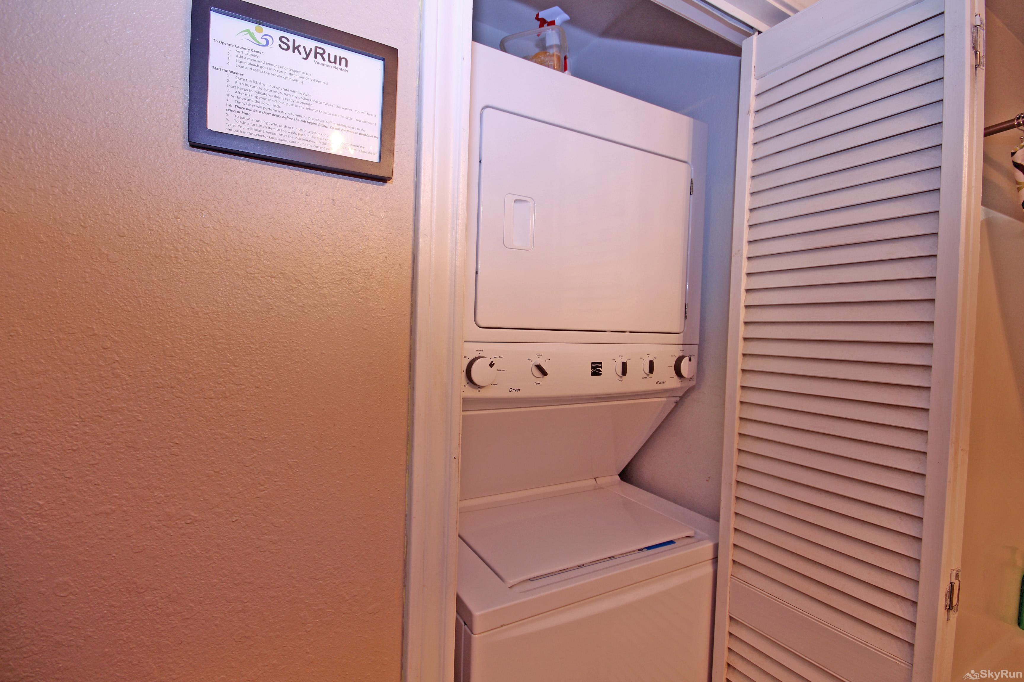 RIO VISTA ON THE GUADALUPE Washer and dryer available for guest use