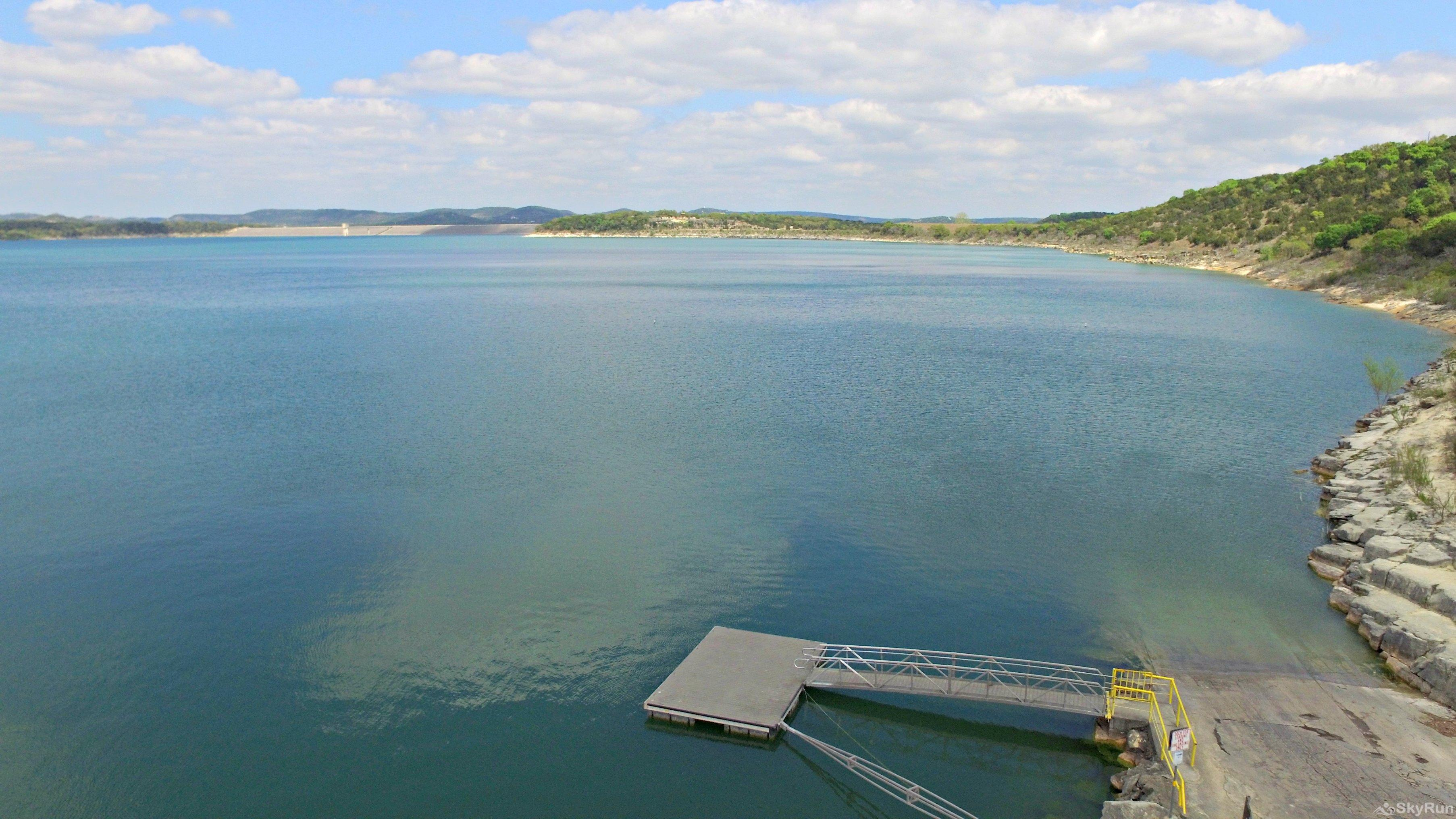 HONDO'S RIVER HAUS One of many free, public boat ramps at Canyon Lake