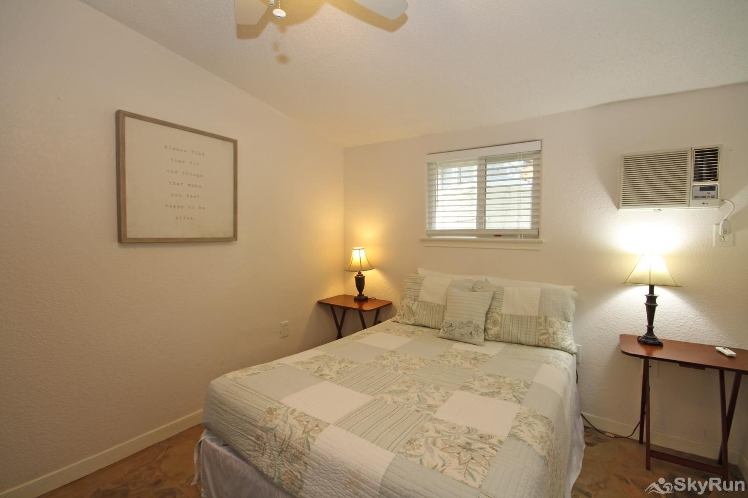 STAR OF TEXAS AND COTTAGE COMBO Third Bedroom with Queen Bed