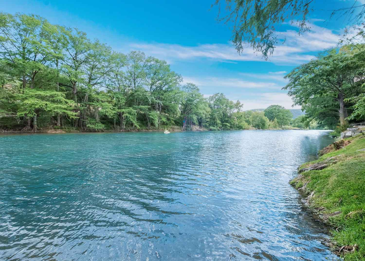 Guadalupe river vacation rental